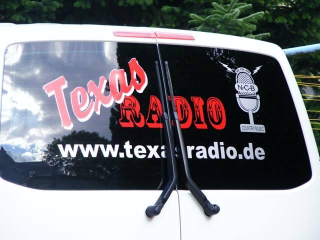 Abbildung - Bandbulli der Band Texasradio aus Neumark